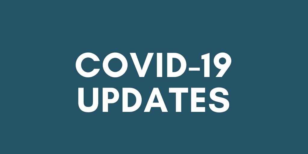 COVID-19 Update – Monday, 3/30